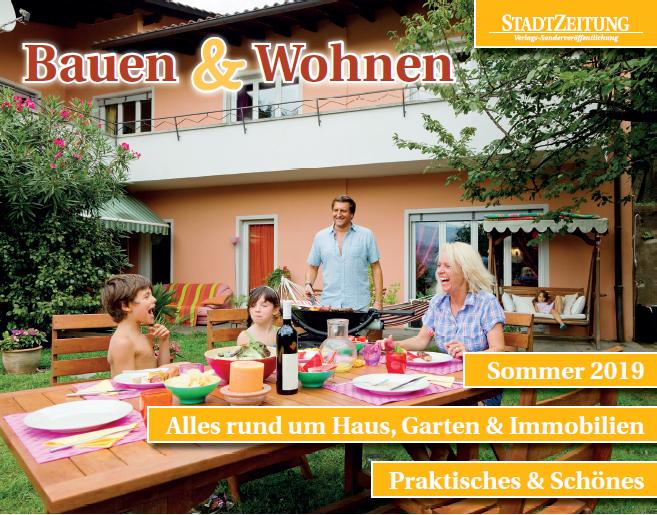 Bauen & Wohnen - Sommer 2019