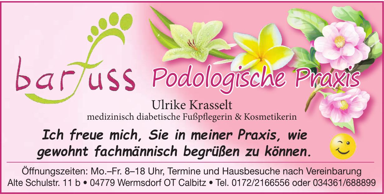 Podologische Praxis - Barfuss