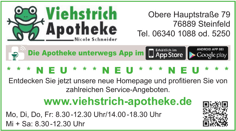 Viehstrich Apotheke