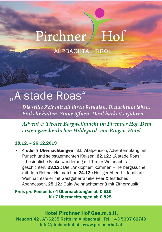 Hotel Pirchner Hof Ges.m.b.H.