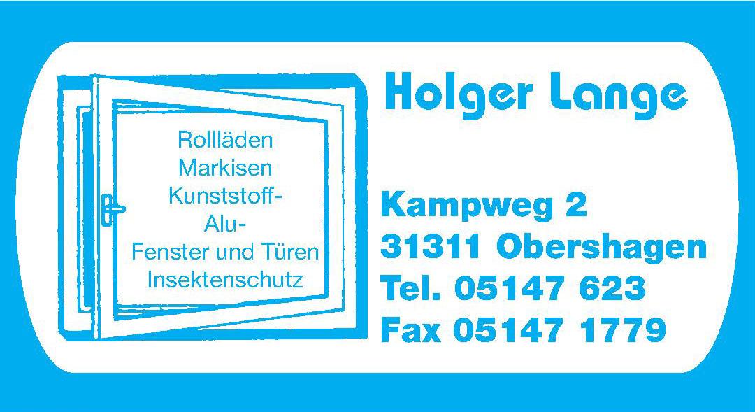 Holger Lange