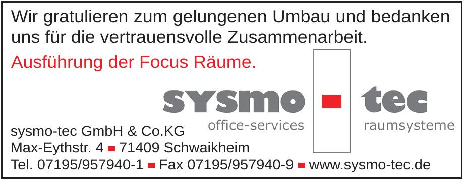 sysmo-tec GmbH & Co.KG