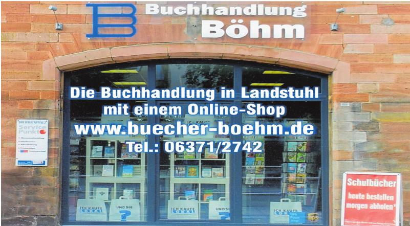 Buchhandlung Böhm