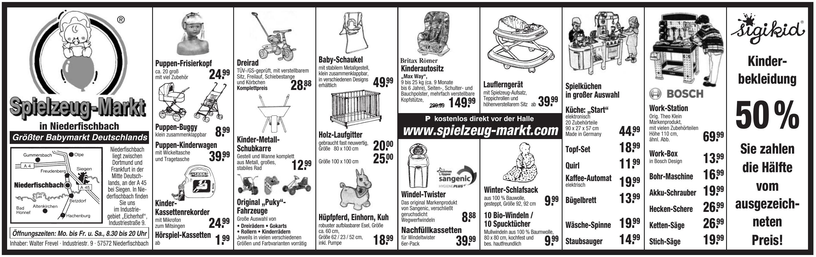 Spielzeug-Markt