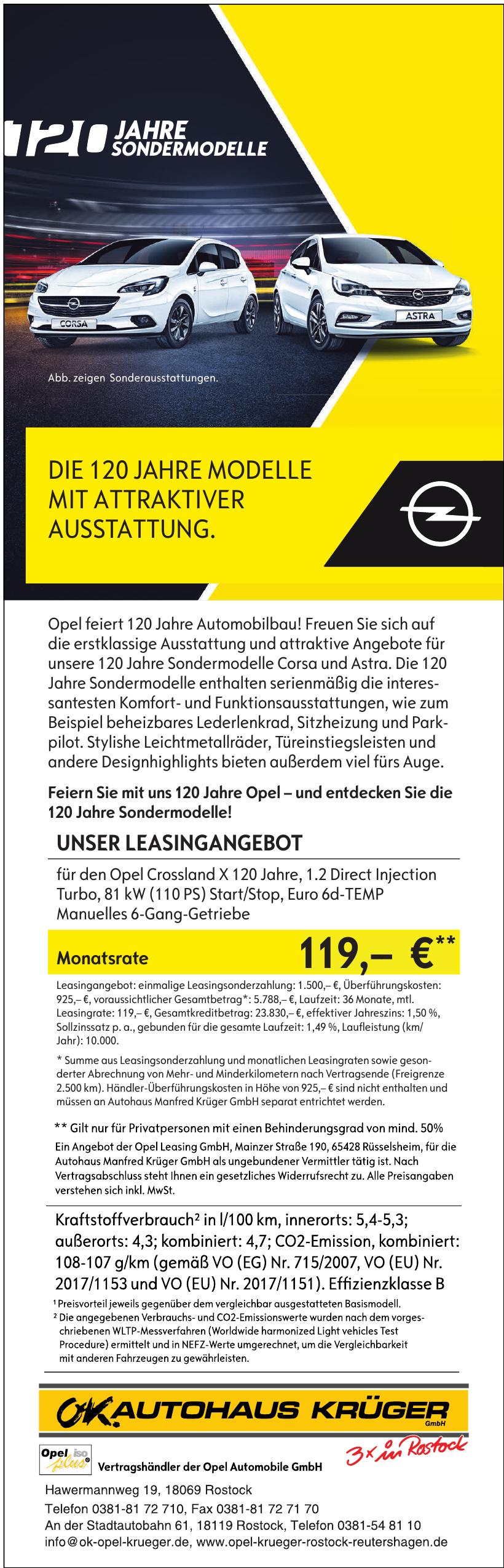 Autohaus Krüger GmbH