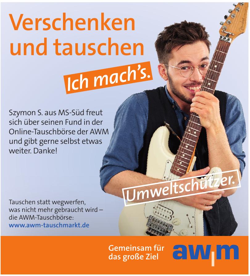 AWM-Tauschbörse