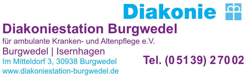 Diakoniestation Burgwedel für ambulante Kranken- und Altenpflege e.V.