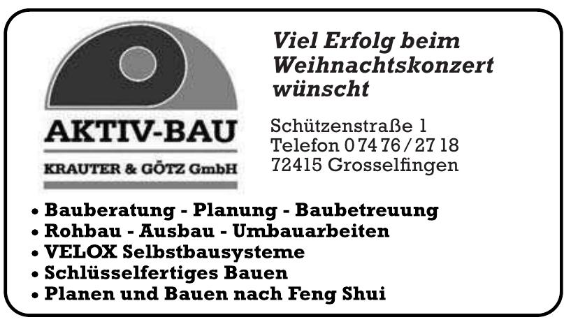 Aktiv-Bau Krauter & Götz GmbH