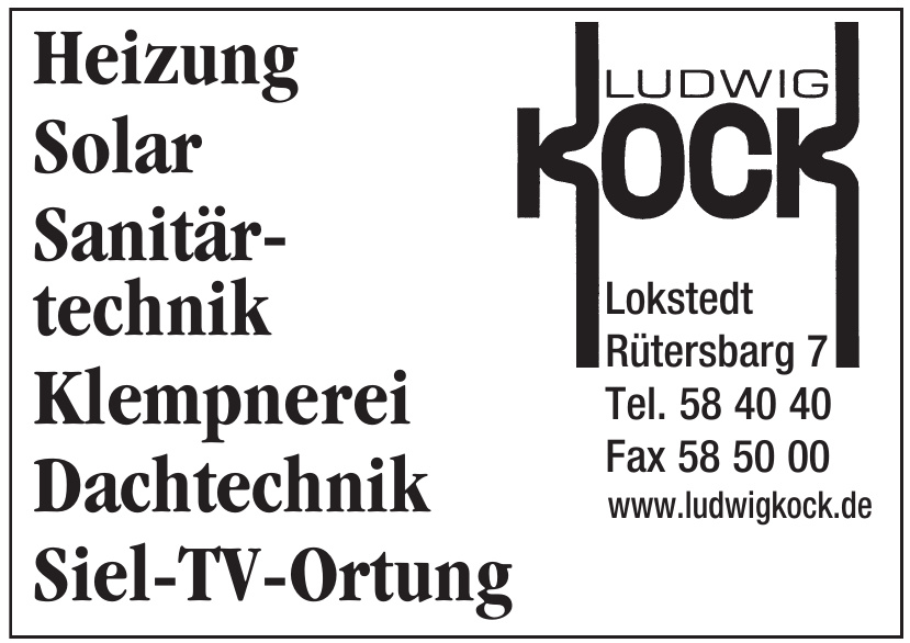 Ludwig Kock