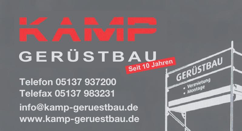 Kamp Gerüstbau