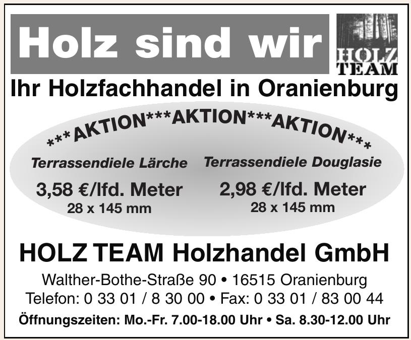 Holz Team Holzhandel GmbH