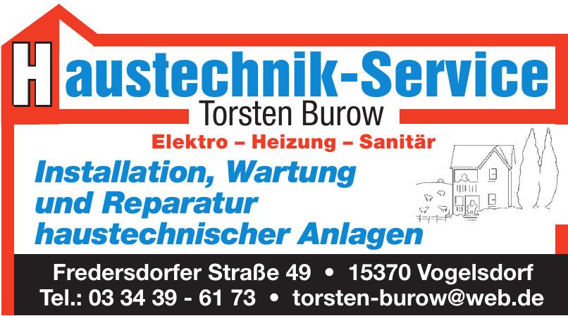 Haustechnik-Service Torsten Burow