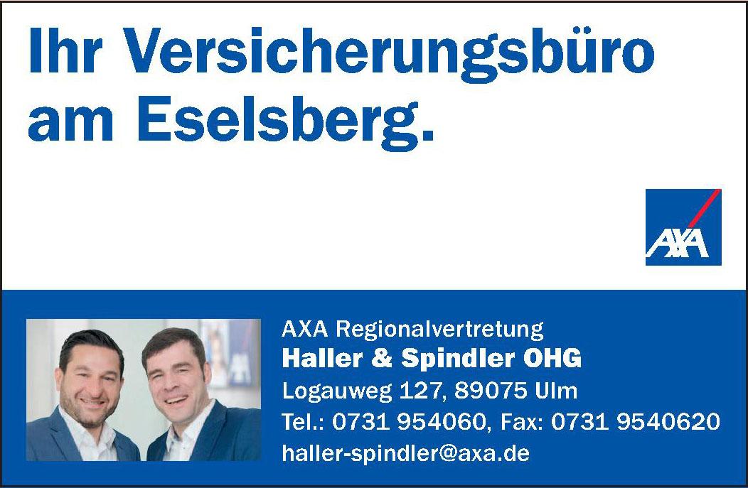 AXA Regionalvertretung Haller & Spindler OHG