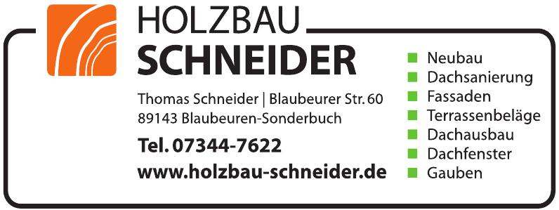 Holzbau Schneider