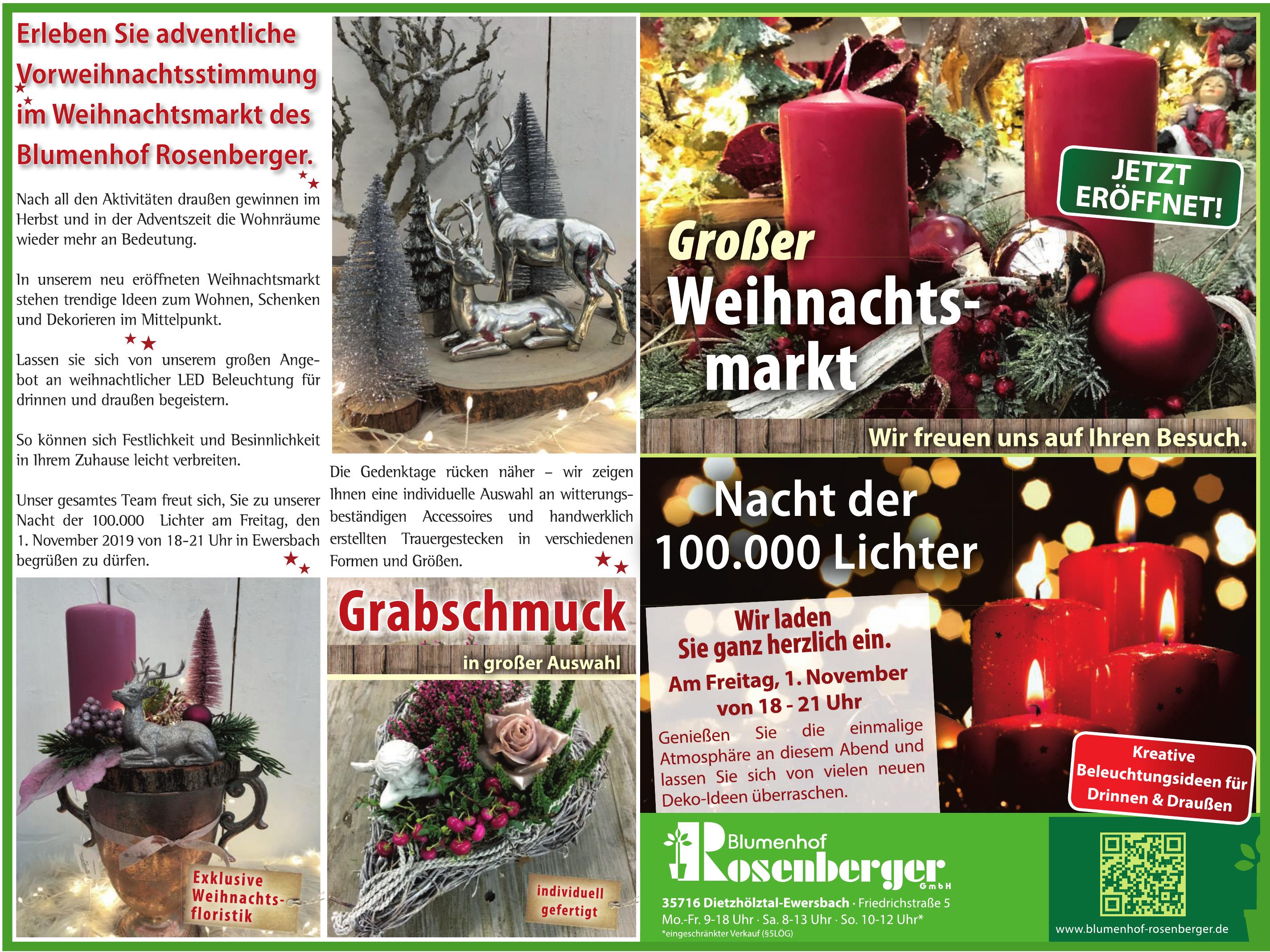 Blumenhof Rosenberger GmbH