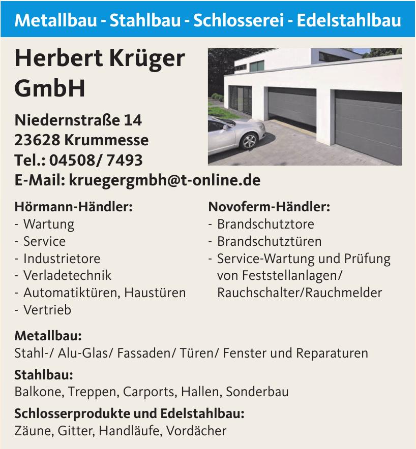 Herbert Krüger GmbH