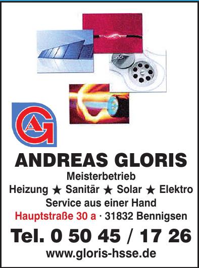 Andreas Gloris