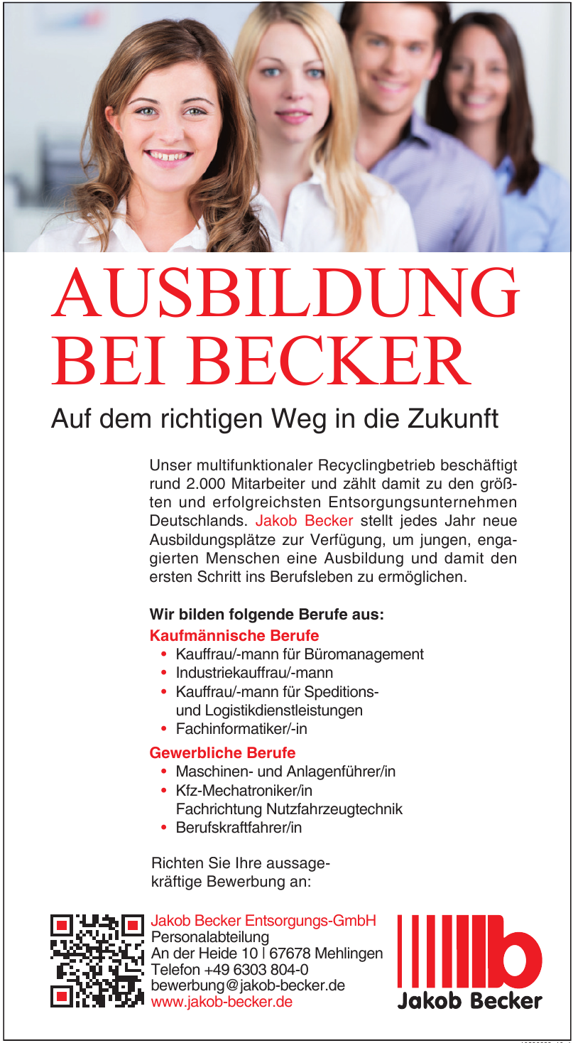 Jakob Becker Entsorgungs-GmbH