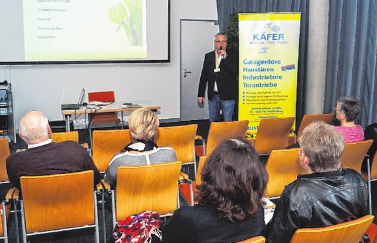 Experten geben Tipps bei Vorträgen. FOTO: GUIDO CHULECK