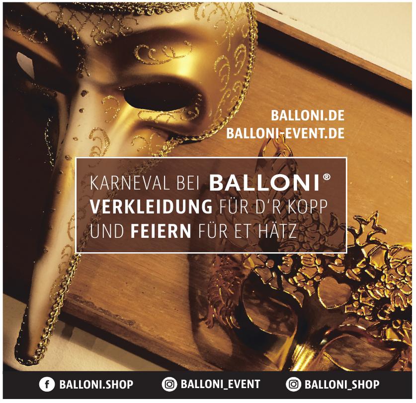 Balloni