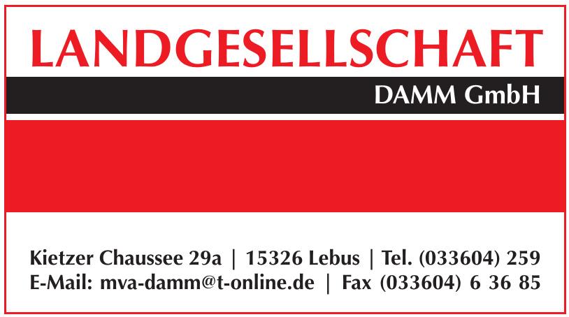 Landesgesellschaft Damm GmbH