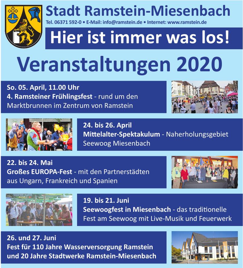 Stadt Ramstein-Miesenbach