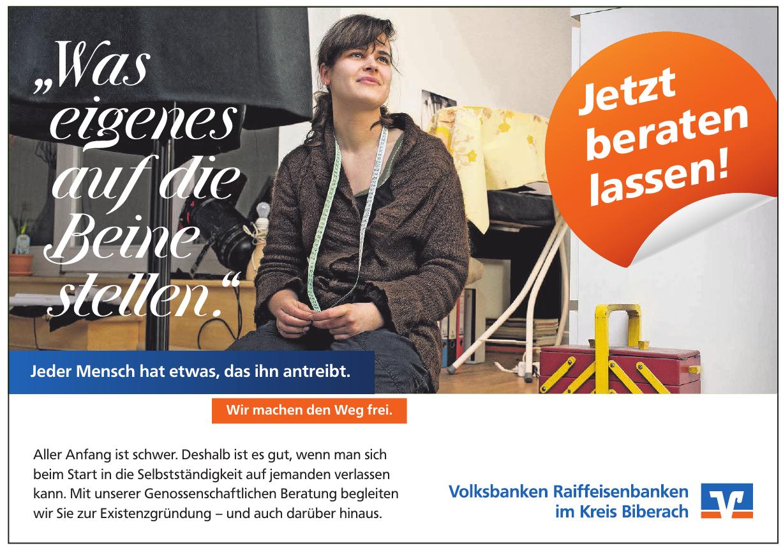 Volksbanken Raiffeisenbanken im Kreis Biberach
