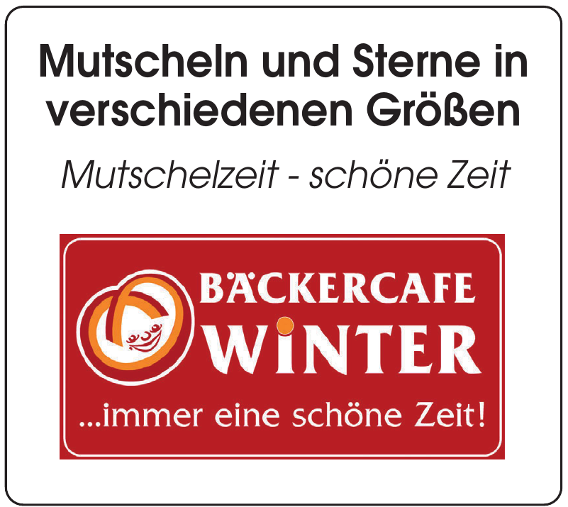 Bäckercafe Winter