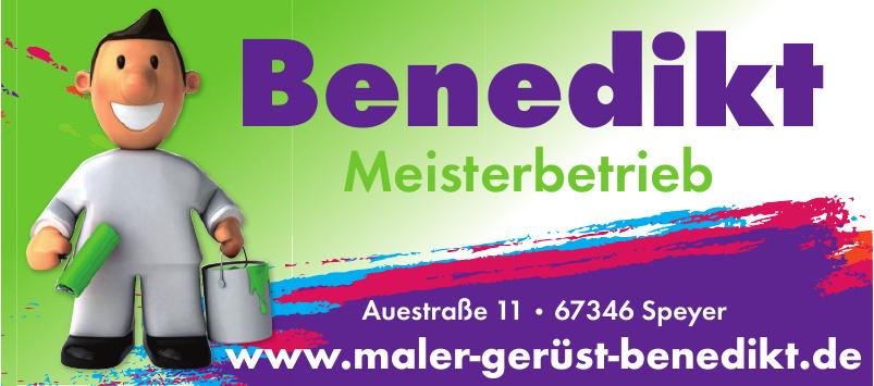 Benedikt Meisterbetrieb