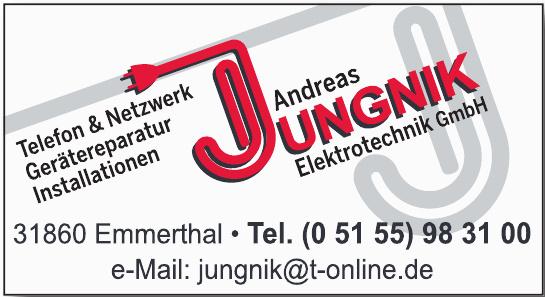 Andreas Jungnik Elektrotechnik GmbH