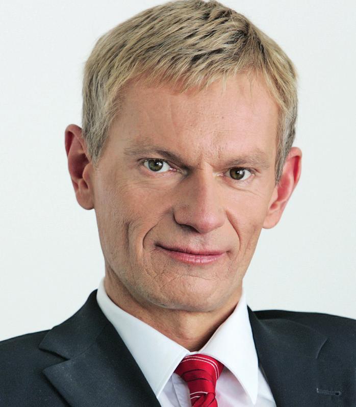 Ihr Dr. Jürgen Peter Vorstandsvorsitzender der AOK Niedersachsen