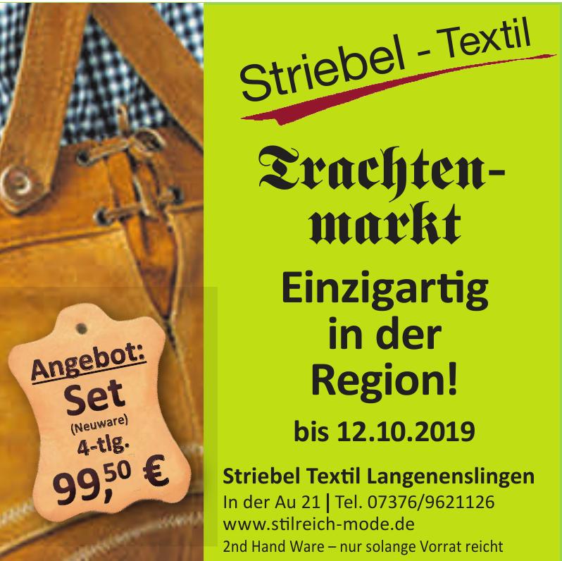 Striebel Textil Langenenslingen