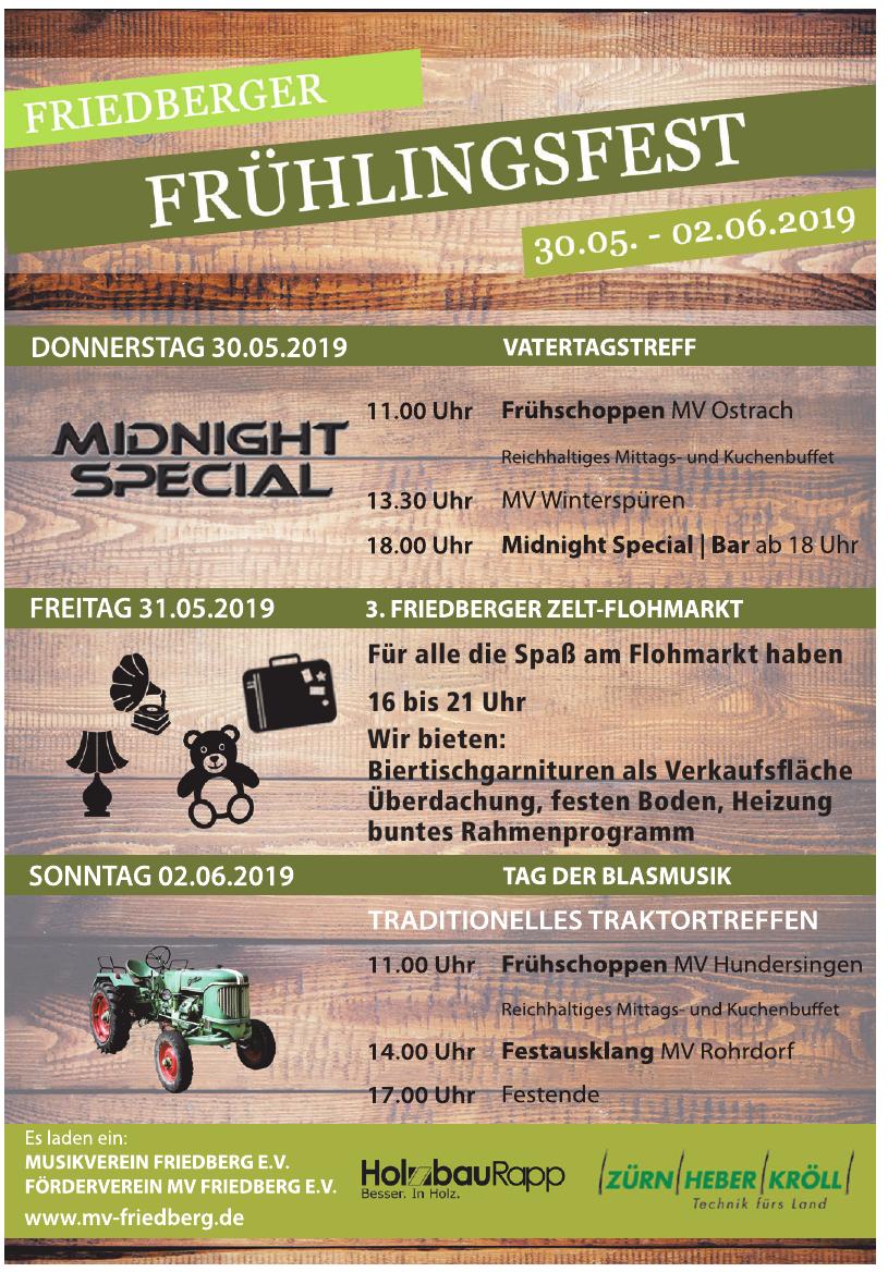 Friedberger Frühlingsfest