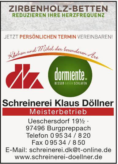Schreinerei Klaus Döllner
