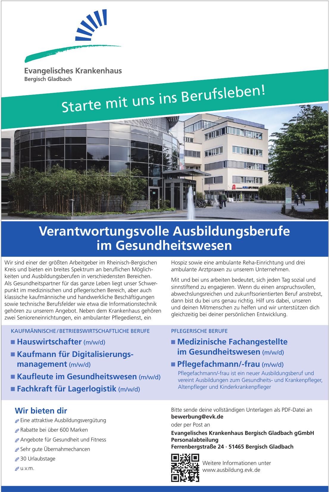 Evangelisches Krankenhaus Bergisch Gladbach