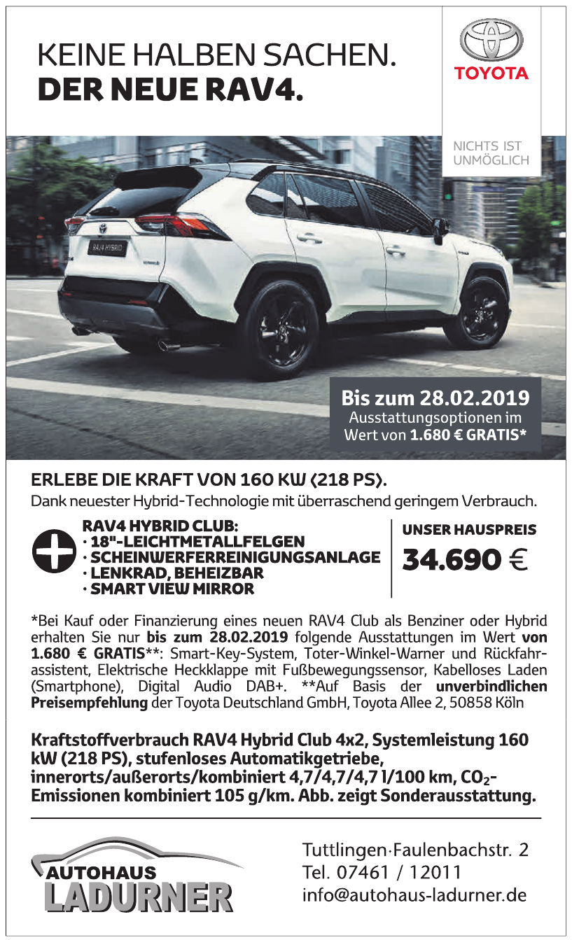 Autohaus Ladurner e. K.