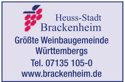 Heuss-Stadt Brackenheim