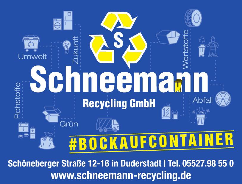 Schneemann Recycling GmbH