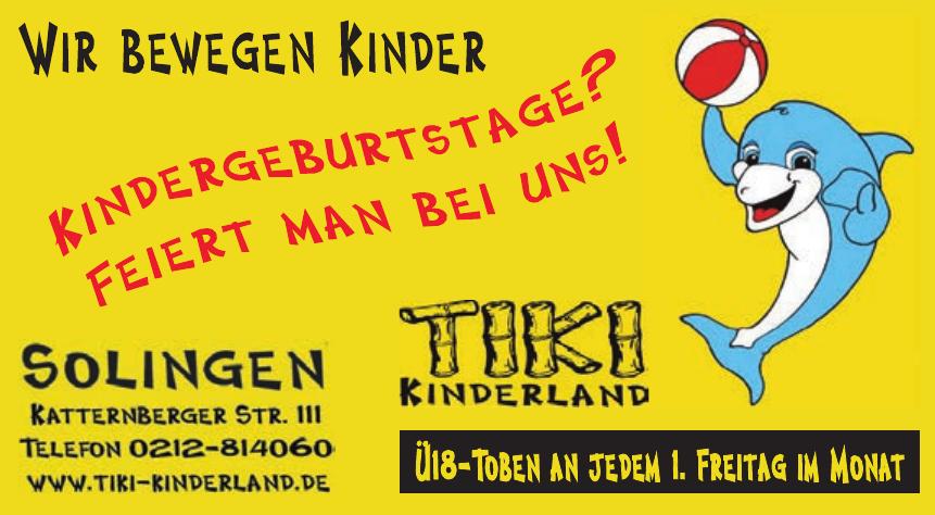 Tiki Kinderland
