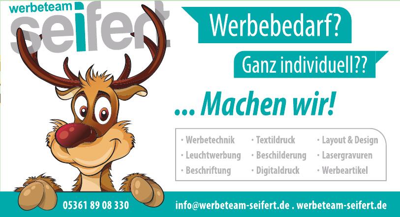 Werbeteam Seifert
