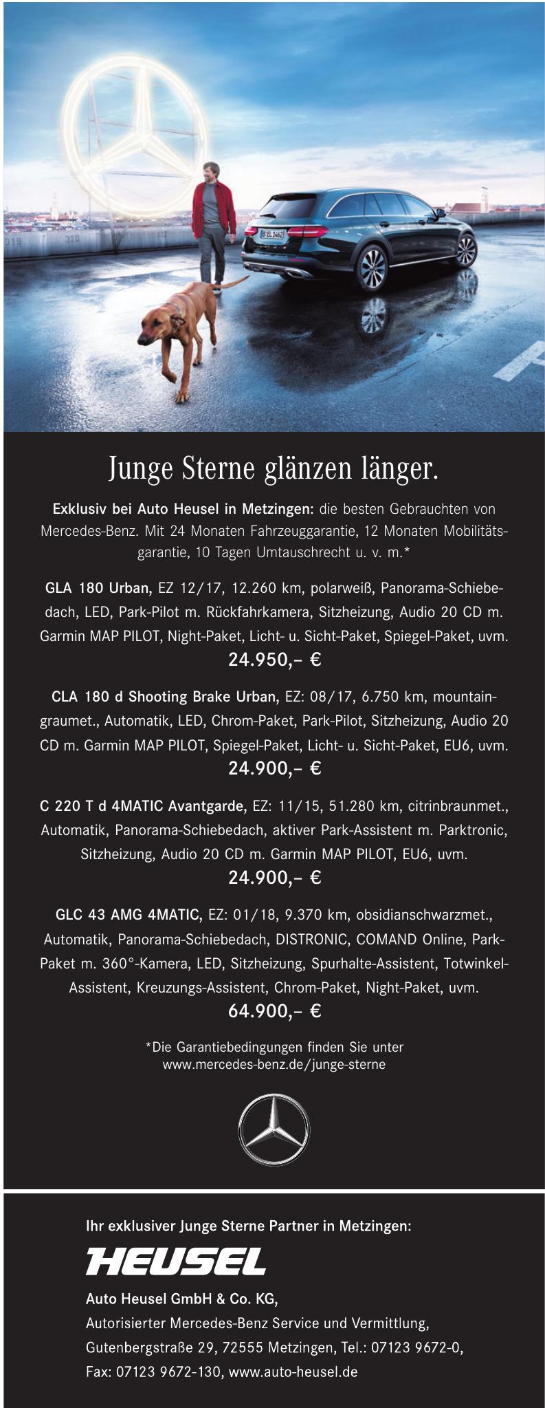 Auto Heusel GmbH & Co. KG