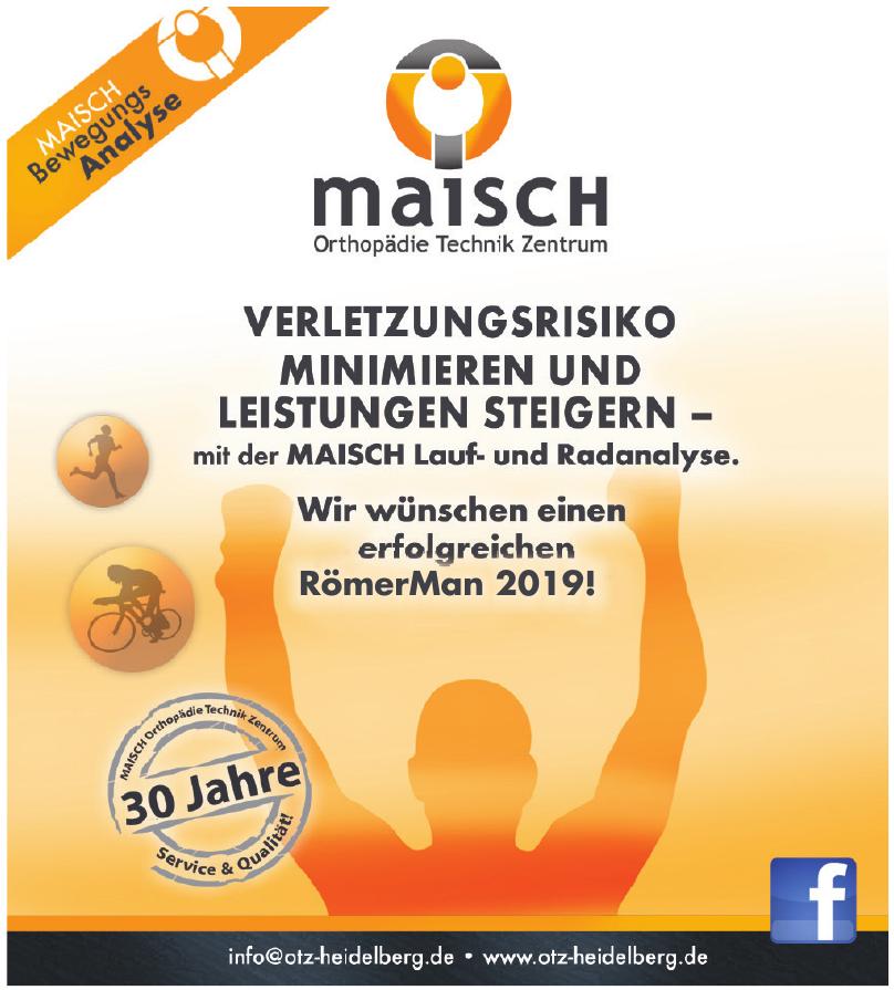 Maisch Orthopädie-Technik-Zentrum Wieblingen GmbH