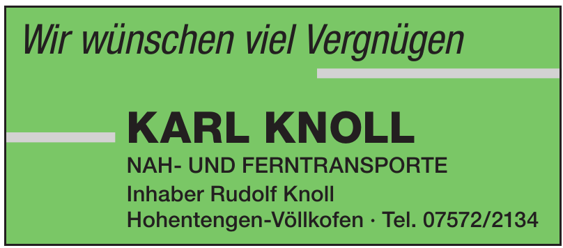 Rudolf Knoll