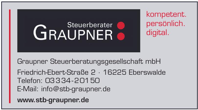 Graupner Steuerberatungsgesellschaft mbH