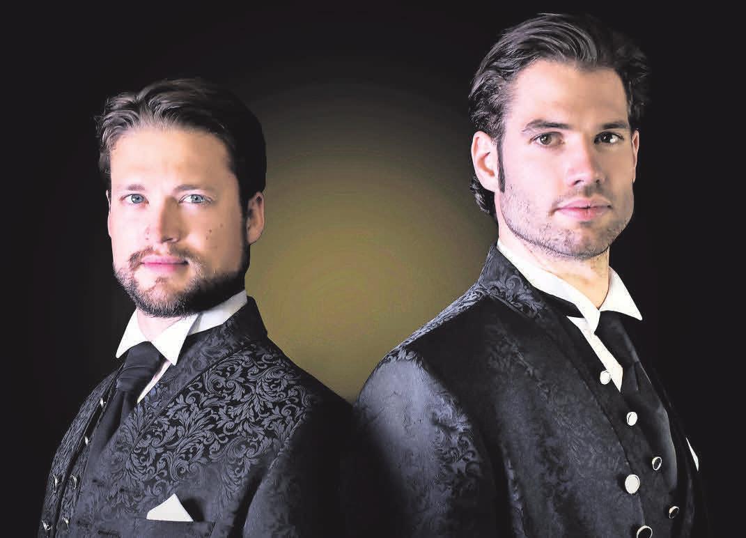 Martin Köster und Alexander Hunte sind die Meister der Täuschung. Foto: Golden Ace