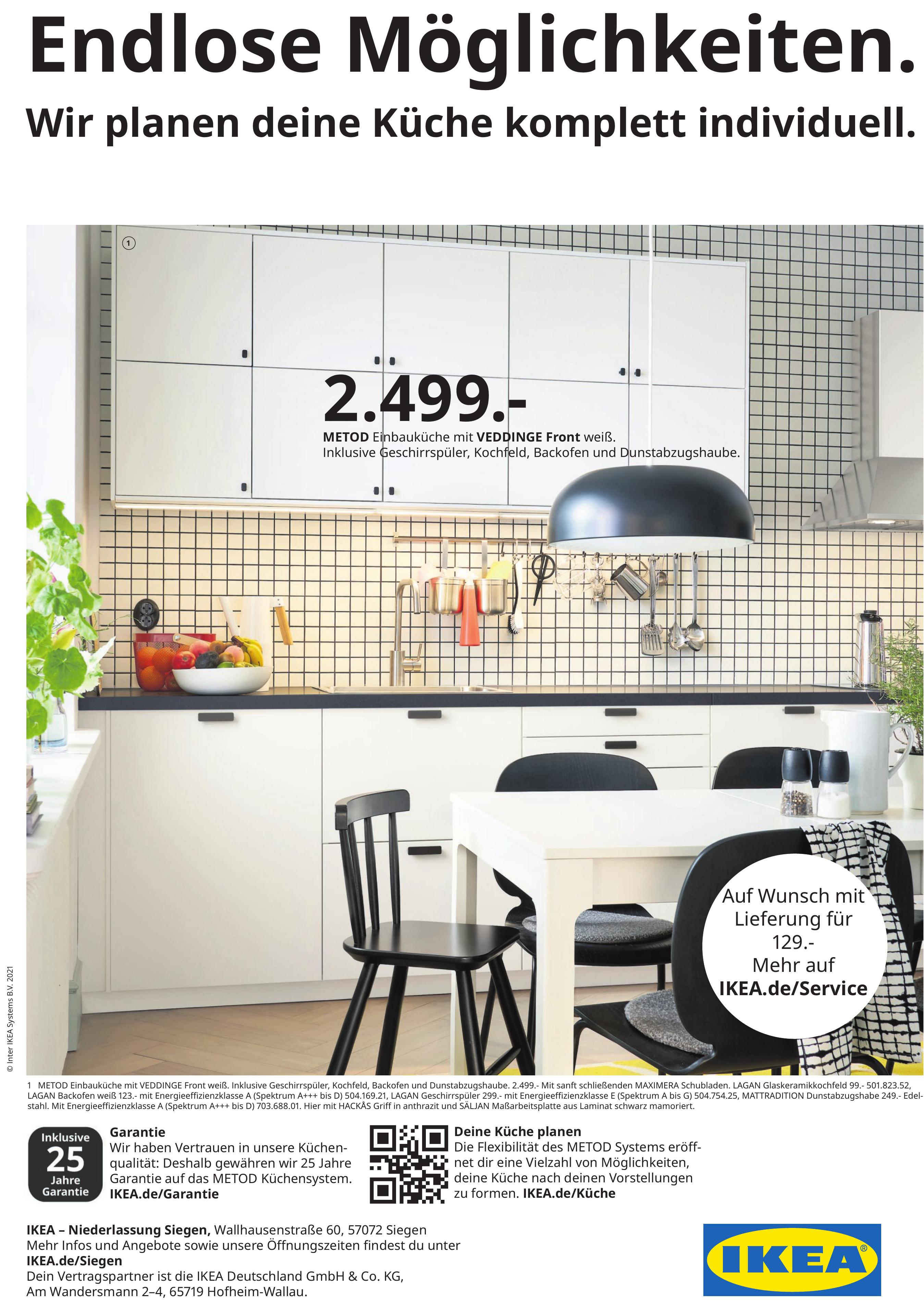 IKEA – Niederlassung Siegen