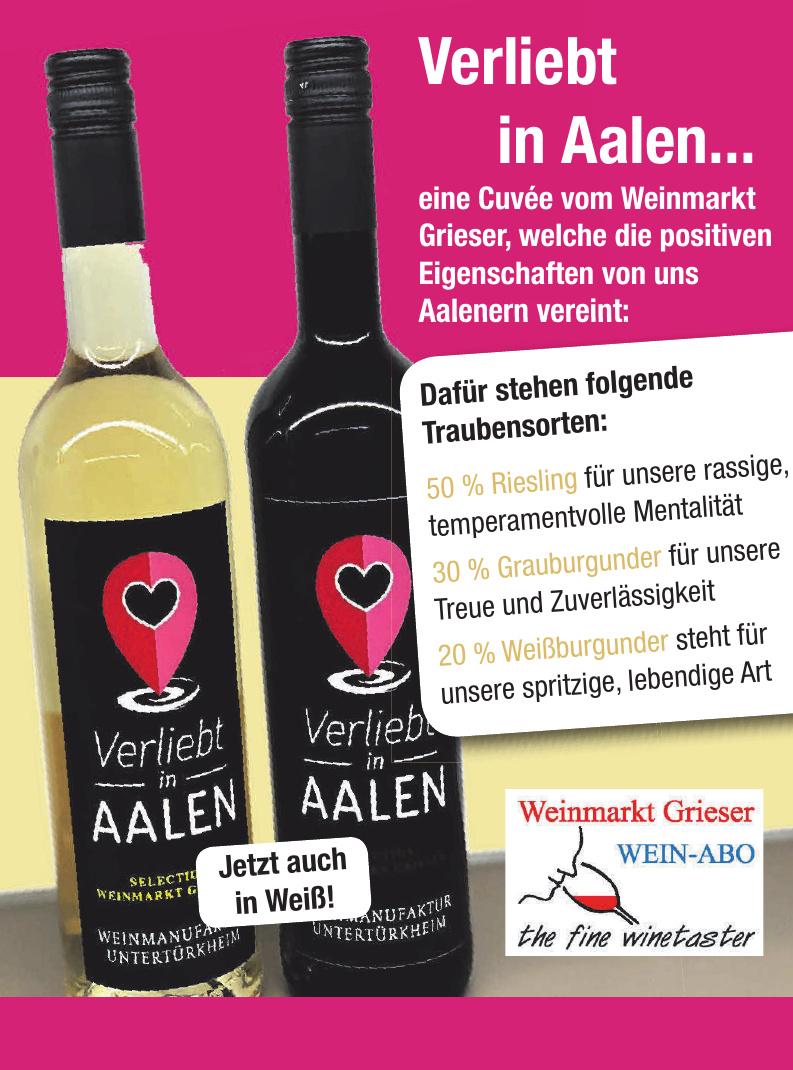 Weinmarkt Grieser