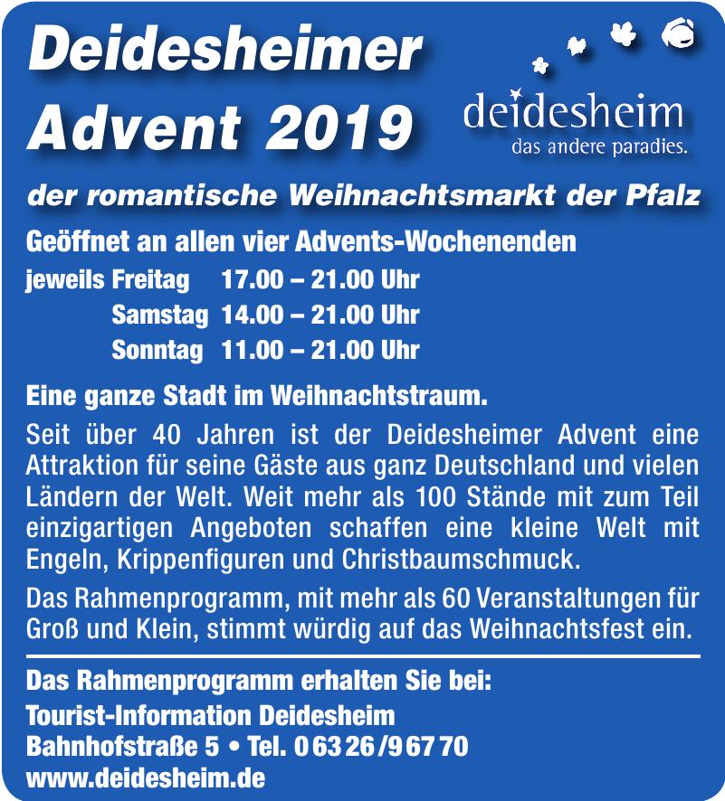 Weinkultur in der Urlaubsregion Deidesheim