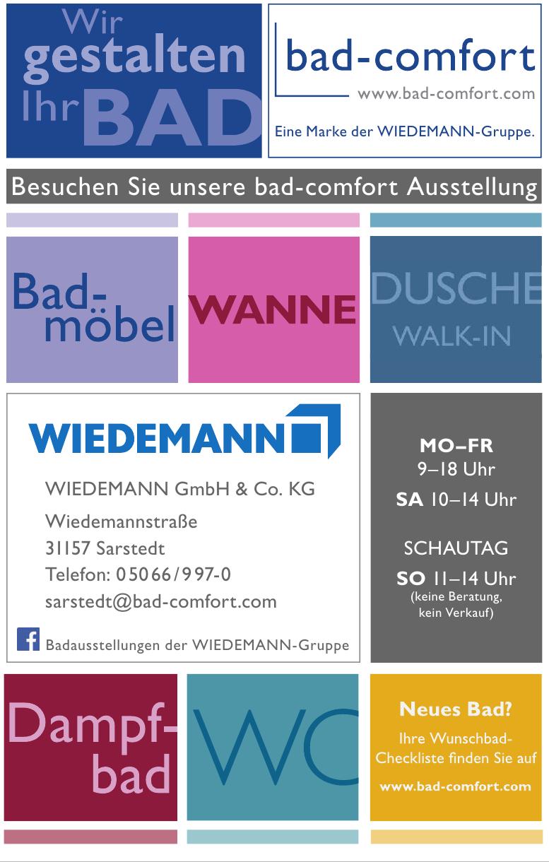 WIEDEMANN GmbH & Co. KG
