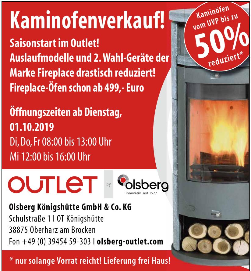 Olsberg Königshütte GmbH & Co. KG